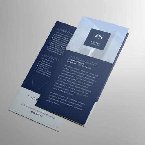 <p>Print Brochure Design</p>