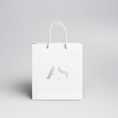 <p>Logo Branded Bag</p>