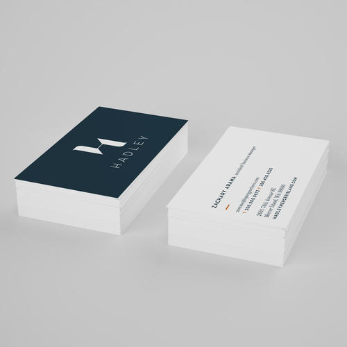 <p>Business Card Stationery Design</p>