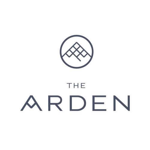 <p>The Arden logo</p>