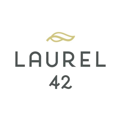 <p>Laurel 42 logo</p>