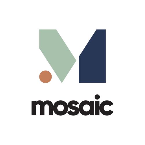 <p>Mosaic logo</p>