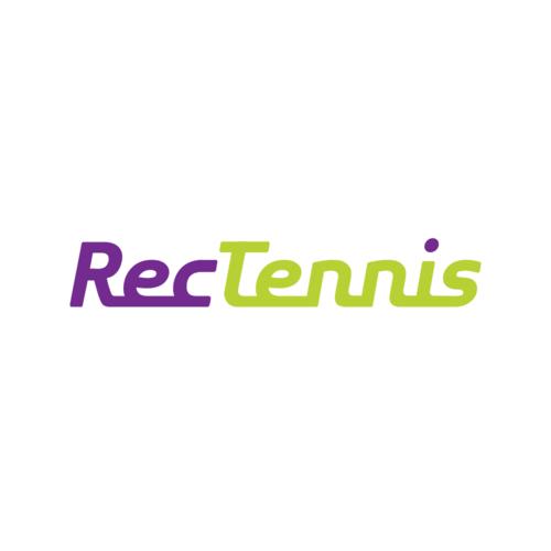 <p>RecTennis logo</p>