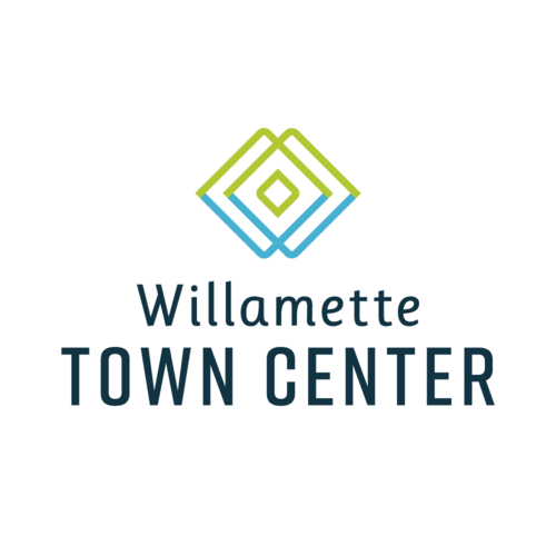 <p>Willamette Town Center logo</p>