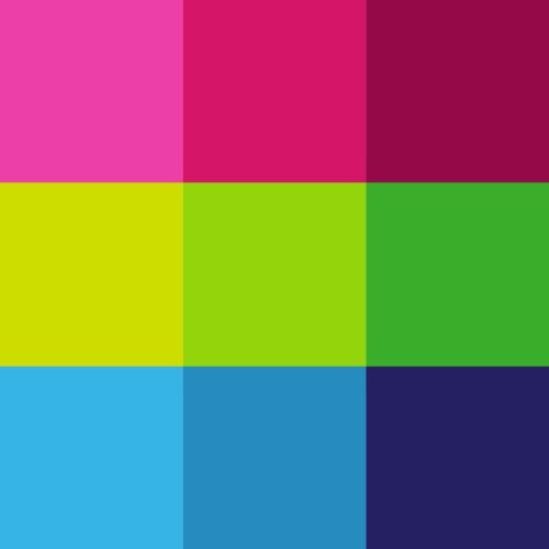 <p>Color System Design</p>